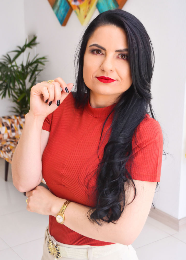 Hipnoterapeuta Marlene Padilha